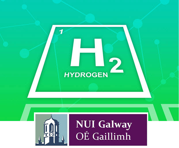 fuel cells works, nui galway, hydrogen