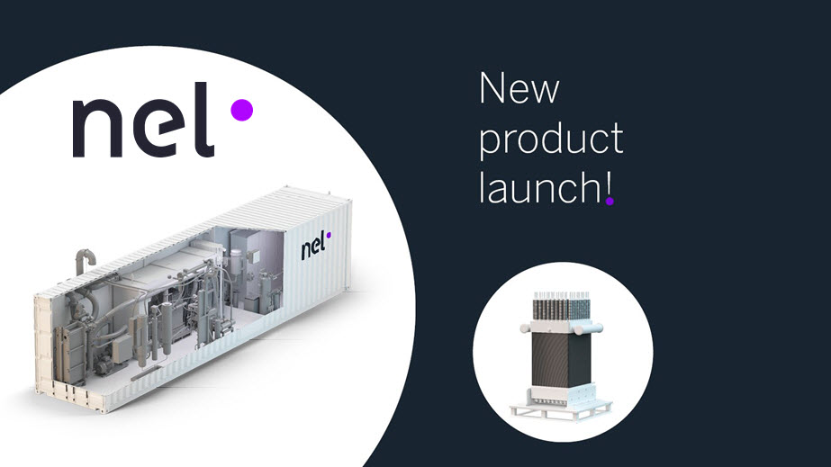 Nel Launches MC250 and MC500 Containerized Large Scale PEM Electrolysers