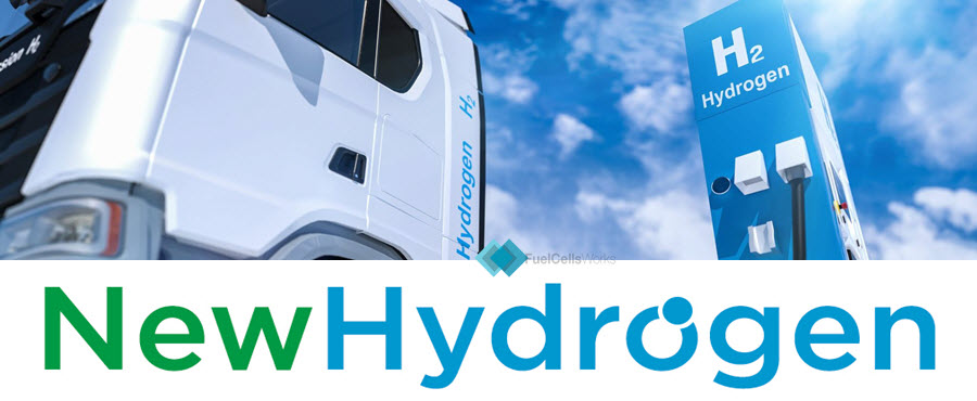 New Hydrogen Logo Name Change