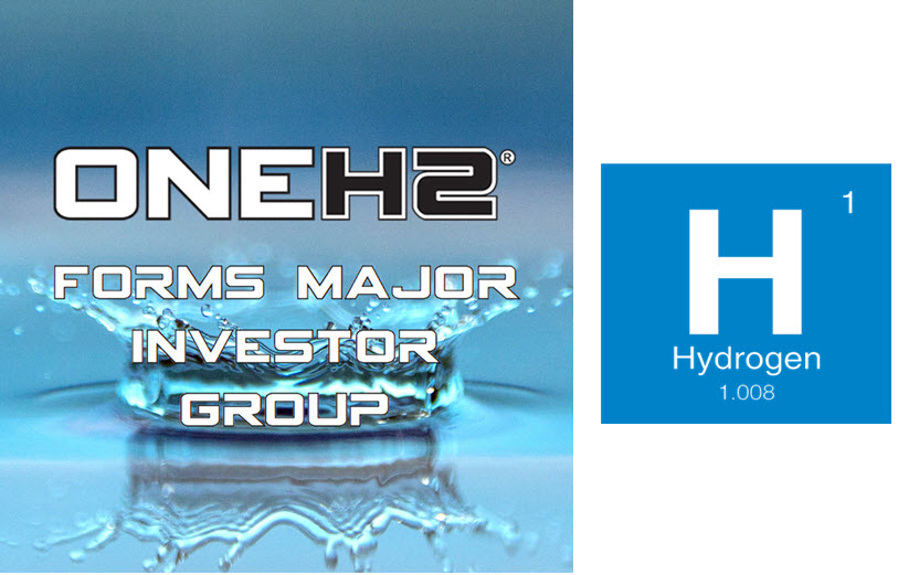 OneH2 Forms Major Strategic Investor Group To Advance Hydrogen Logistics Network