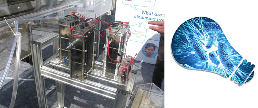 fuelcellsworks, Pilot-Scale Microbial Fuel Cells Produce Electricity from Wastewater