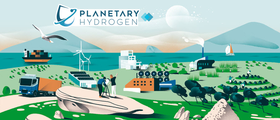 Planetary Hydrogen Announces Plans for First Sale of Carbon Removal to Shopify