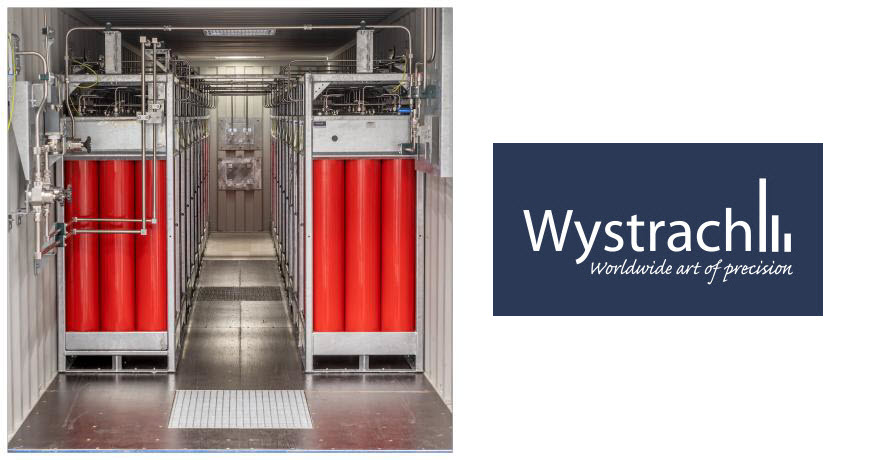 fuelcellsworks, Plug & Play Hydrogen Storage for Research Facility in Sweden