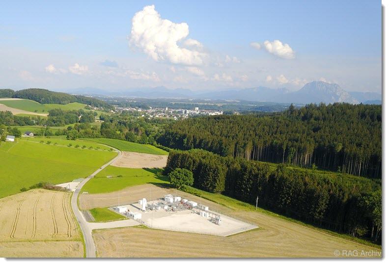 fuel cells works, rag, austria, green hydrogen, methane