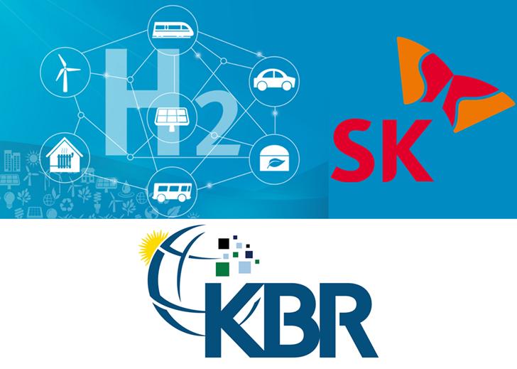 SK Hydrogen Business KBR