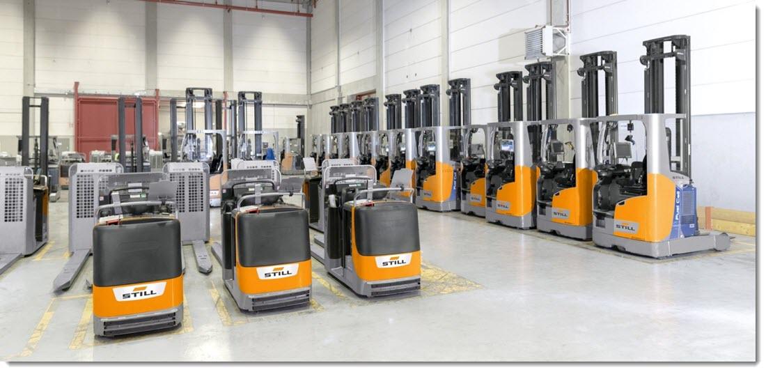STILL Has Supplied Europes Largest Fleet of Fuel Cell Trucks