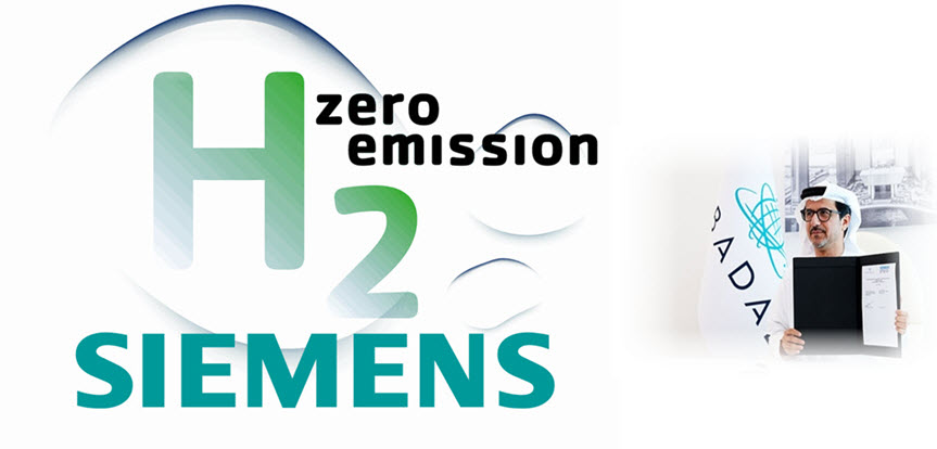 Siemens Hydrogen Middle East