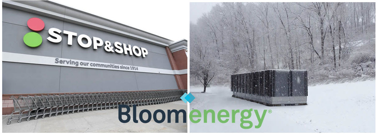 Stop Shop to Convert 40 Stores to Bloom Energy Main