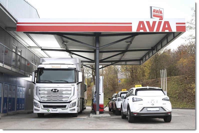 Switzerland Hydrogen Station Opens in Rumlang 3