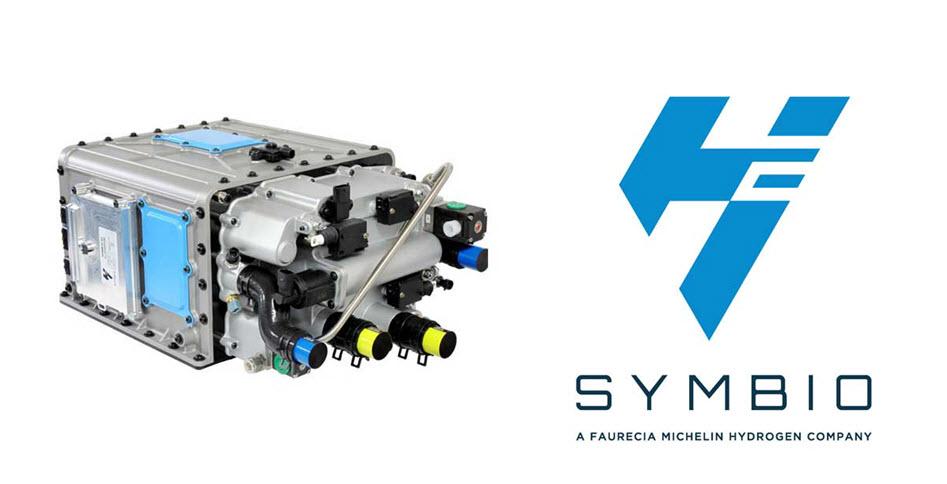 fuel cells works, symbio, hydrogen fuel cell plant