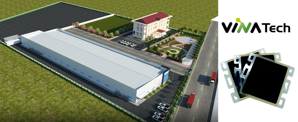 VINATech Announces New Factory Dedicated to Hydrogen Fuel Cell Materials