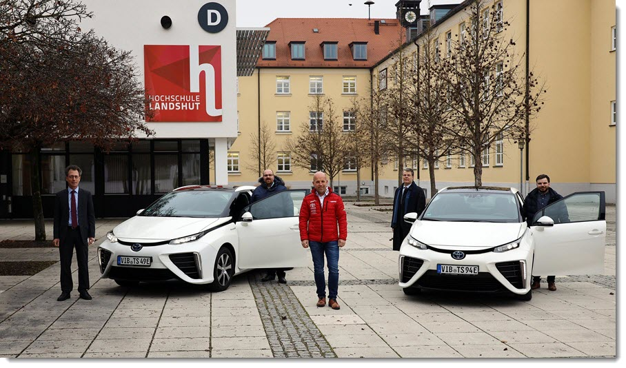 Velden based Toyota is First Climate Neutral Car Dealership