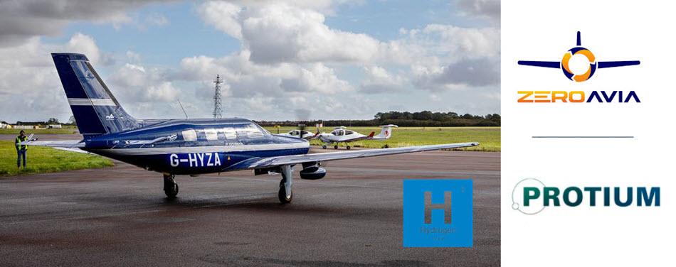 fuel cells works, protium, aviation, hydrogen