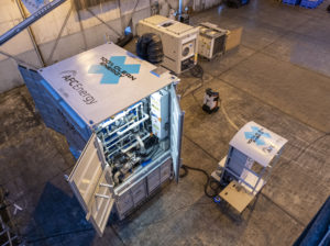 xtreme E and AFC Energy Unveil Pioneering Hydrogen Fuel Cell System for 2021 Championship 2