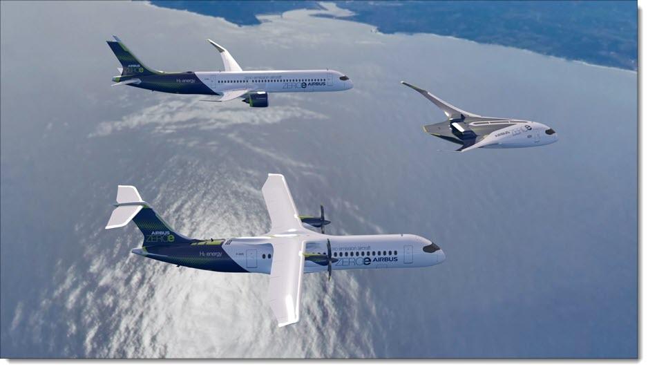 Airbus Zero Emission Patrol Flight images 01