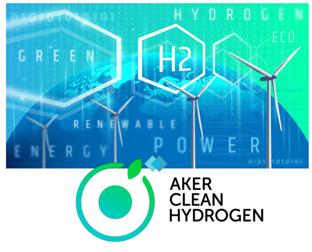 Aker Horizons Launches Aker Clean Hydrogen to Industrialize Clean Hydrogen and Reduce Co2 Emissions Globally