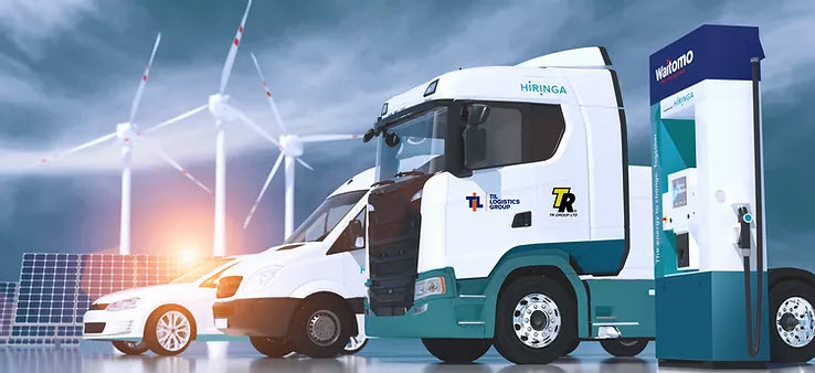 Auckland Transport AT and Hiringa Energy Explore Hydrogen Refueling Solutions