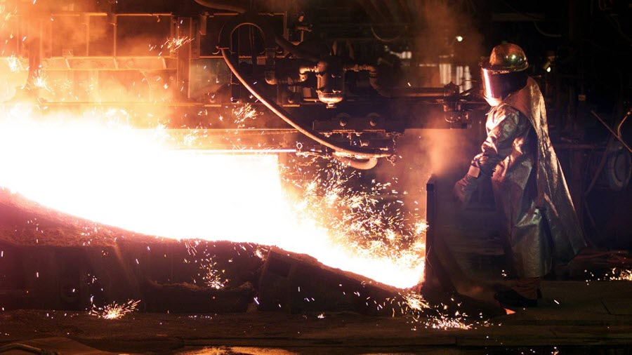 BOC will provide green hydrogen for use in NZ Steels processes at Glenbrook Photo NZ Herald