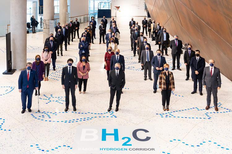 fuelcellsworks, Basque Hydrogen Corridor Unveiled: A €1.3Billion Hydrogen Project