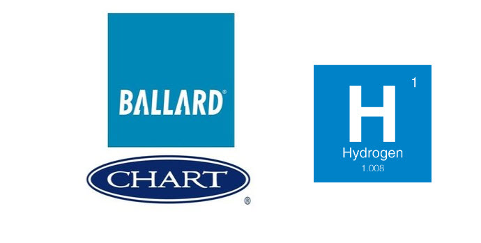Chart Industries and Ballard Power Execute Onboard Hydrogen Solutions Joint Development Agreement For Heavy Duty Mobility