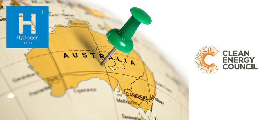 Clean Energy Council Australia Bold Action Required for Western Australia to Realize Renewable Hydrogen Ambitions