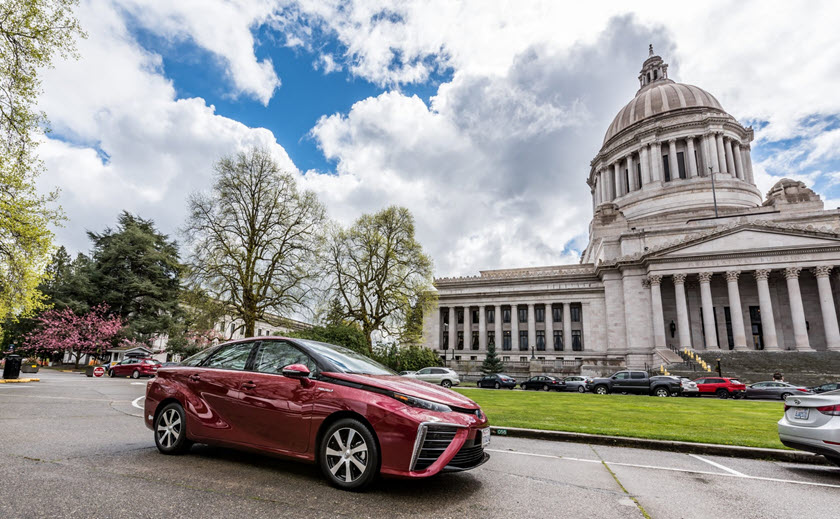 Committee Passes Hawkins Bill to Promote Hydrogen Powered Vehicles