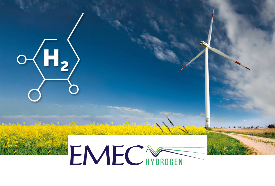 EMEC to Explore Floating Wind and Hydrogen Collaboration in Scotland and France 1