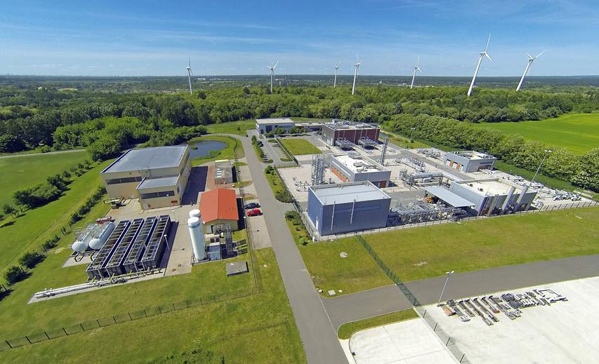 fuelcellsworks, EWE Announces Start of Construction for Hydrogen Storage in Rüdersdorf