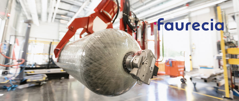 Faurecia Accelerates its Zero Emissions Hydrogen Strategy in China