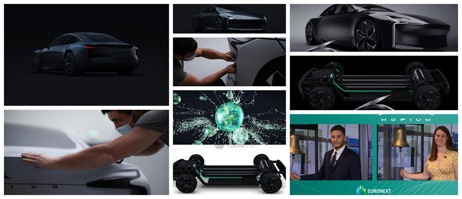 fuelcellsworks, Hopium Confirms Its Hydrogen Sedan Prototype Coming in June 2021