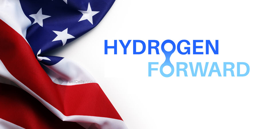 Hydrogen Forward Flag