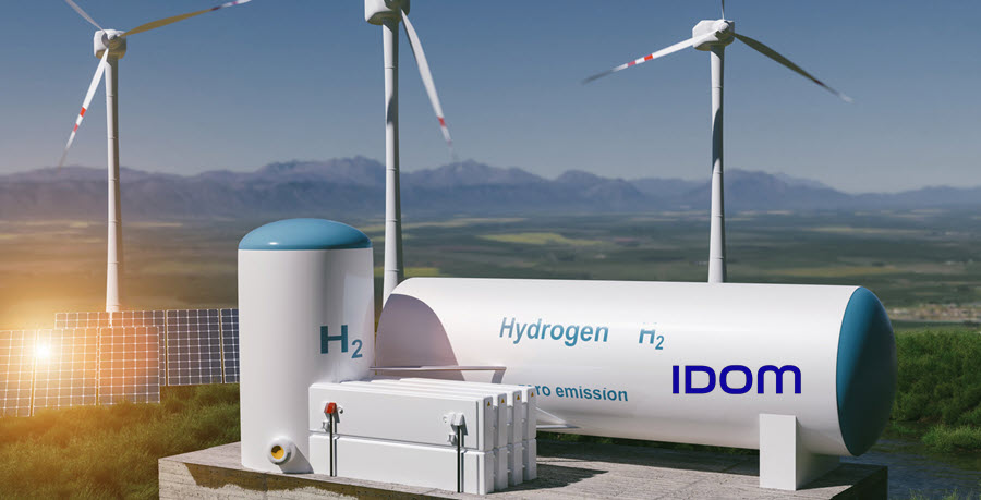 Fuel cells works, IDOM – Participating in the Launch of Green H2, an Essential Energy Vector