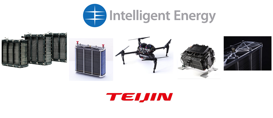 Intelligent Energy Product Line Teijin