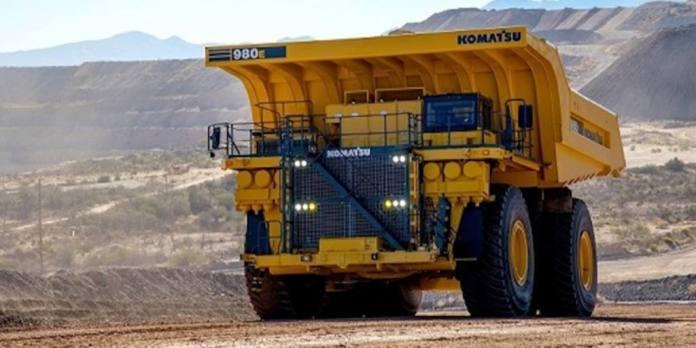 Komatsu Wants to Lead the World in Hydrogen Mining Trucks