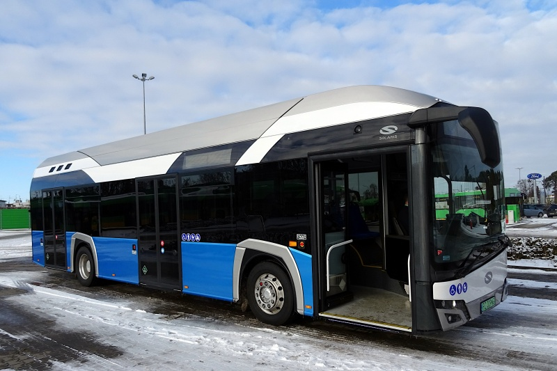 MPK Poznan is Applying for Funding for the Purchase of 84 Hydrogen Fuel Cell Powered Buses