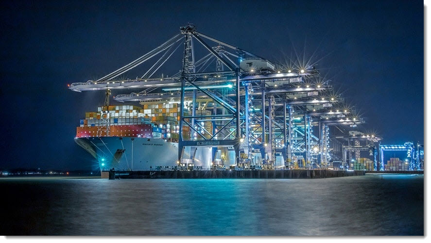 fuelcellsworks, Maersk Backs Plan to Build Europe's Largest Green Ammonia Facility