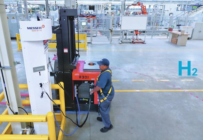 fuelcellsworks, Messer Group: Marketing of Green Hydrogen