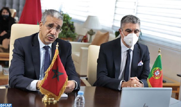 Morocco Portugal Sign Agreement on Green Hydrogen Cooperation