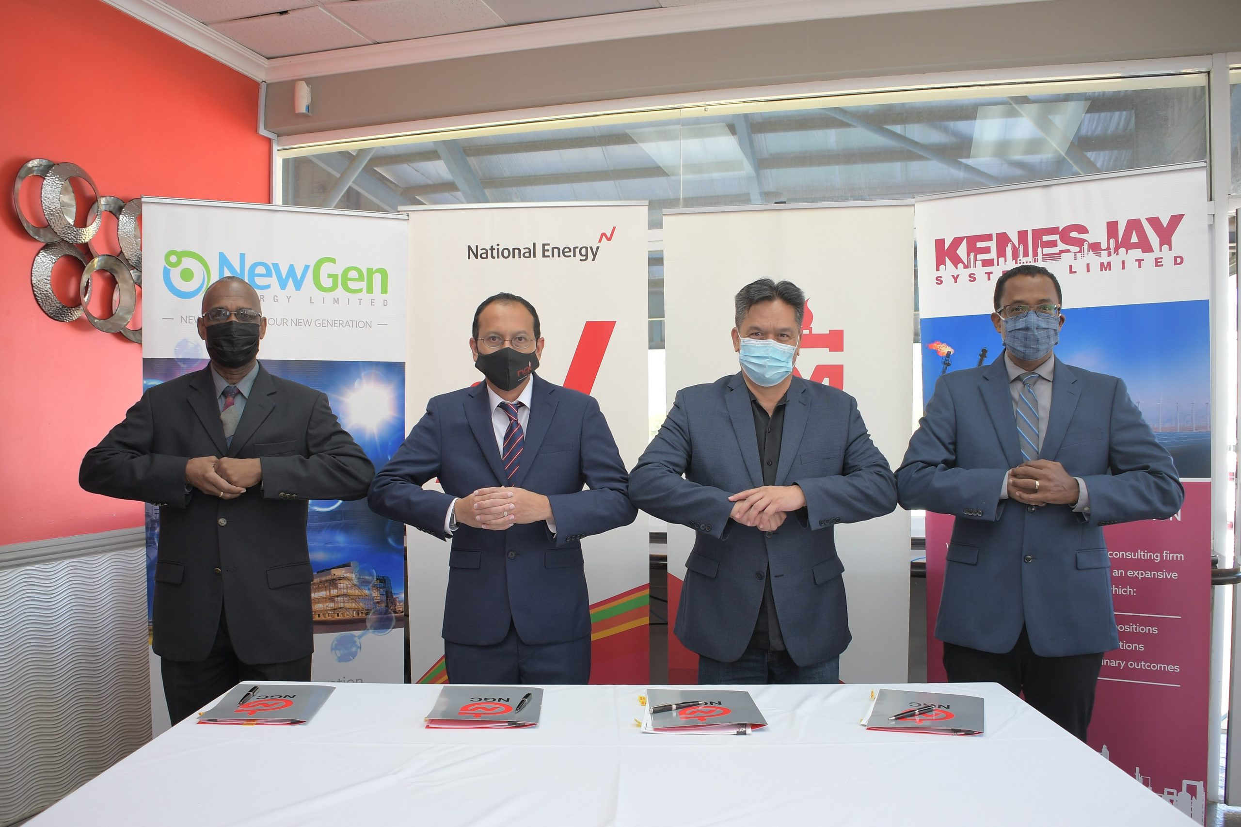 NGC SIGNS MOU WITH KENESJAY GREEN NEWGEN FOR CARBON NEUTRAL HYDROGEN scaled