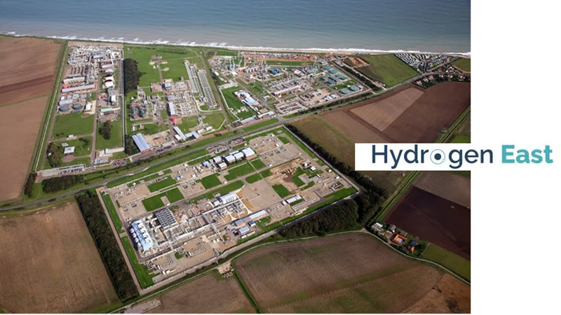 New Study on Hydrogen Potential Off Norfolks Coast
