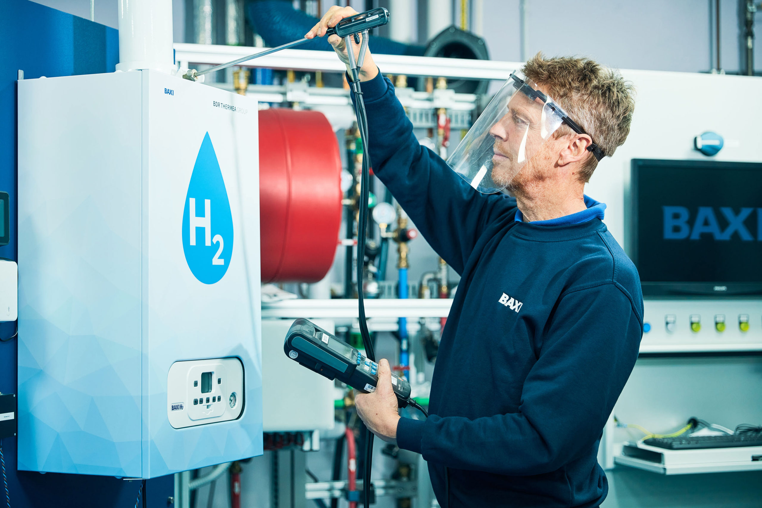 Northern Gas Networks partners BEIS and Cadent to build hydrogen houses scaled