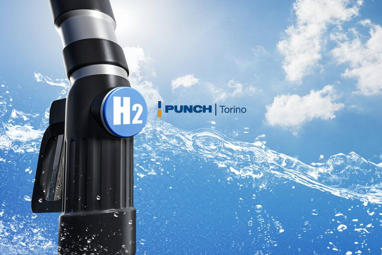 Punch Torino Announces the Creation of Punch Hydrocells
