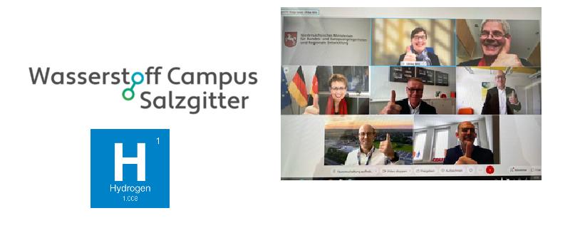 fuelcellsworks, Salzgitter Hydrogen Campus to Start Three Hydrogen Projects