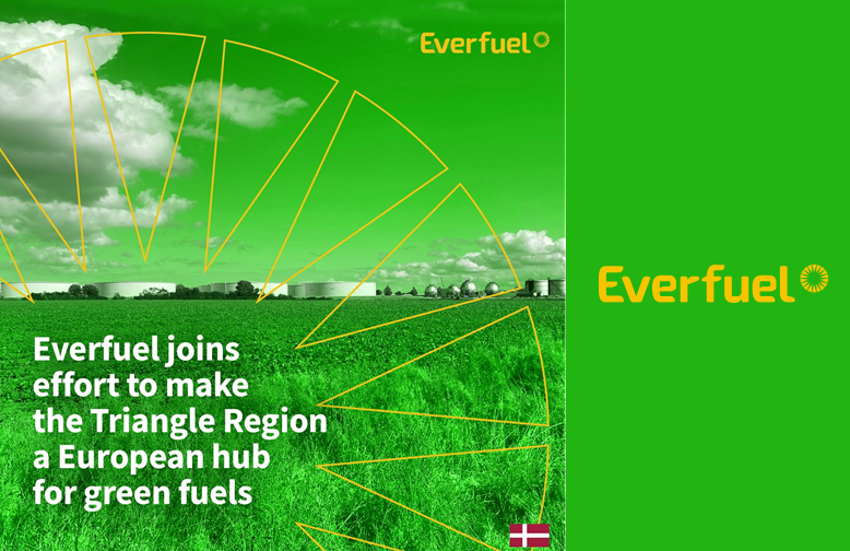 fuelcellsworks, Everfuel Joins Effort to Make the Triangle Region in Denmark a European Hub for Green Fuels