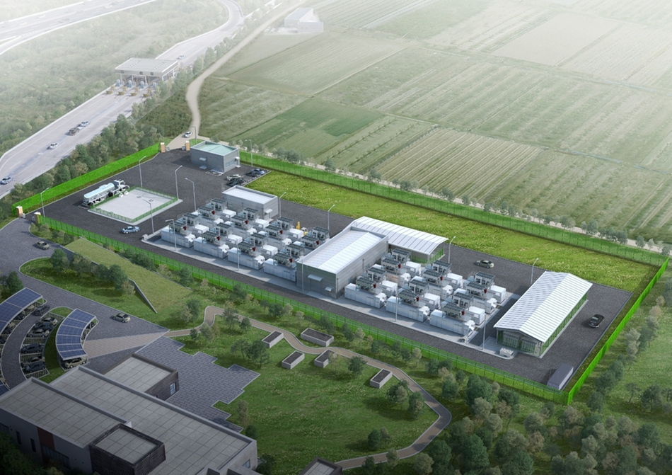 fuelcellsworks, First LPG/LNG Dual Hydrogen Fuel Cell Power Plant in Korea to be Built in Gwangju