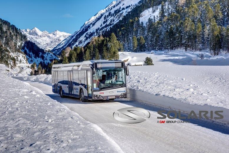 Solaris Urbino 12 Austria