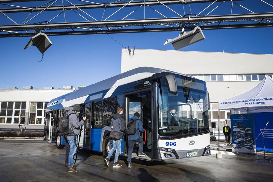 Solaris Urbino 12 hydrogen 1 2 1