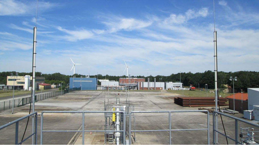 Start of Construction for Hydrogen Storage Facility in Rudersdorf