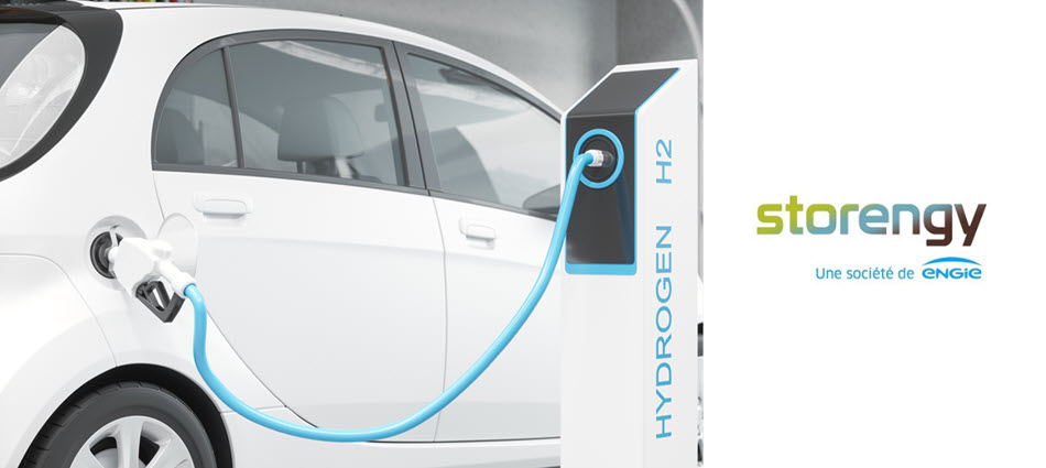 Storengy Invests in Dijon Metropole Smart EnergHy to Produce Green Hydrogen