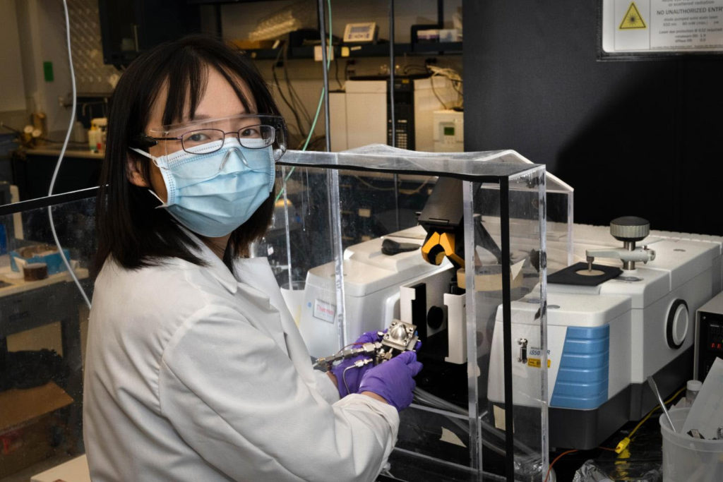 Study Reveals Platinums Role in Clean Fuel Conversion